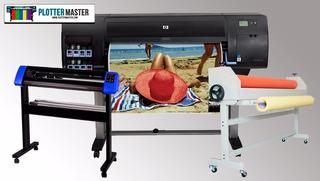Plotter Hp Z6200 Impresora Largo Formato Posters Fotografía