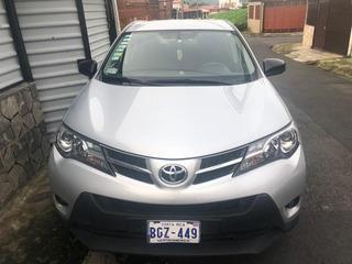 Toyota Rav 4 2015 Comprado En Agencia.
