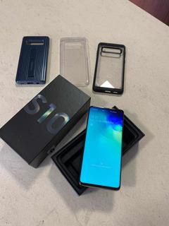 Celular Samsung S10 128gb Color Negro