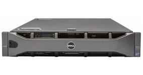 Servidor Dell Poweredge R710 2x Xeon X5645 Sas 300g 15k 16gb