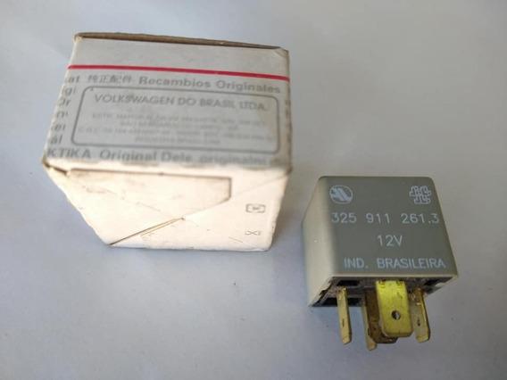 Relê Santana Quantum Bomba Combustivel Orig Vw 3259112613