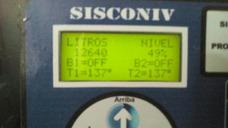 Sensor De Nivel D Agua Para Tanque Automatizado Con Mensajes