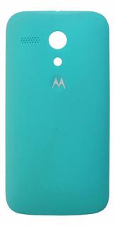 Capinhas Tampas Traseira Celular Moto G1 2x1 2 Peças