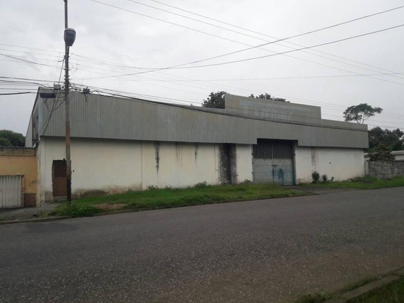 Se Vende Galpon Industrial Centro Rah: 19-1554