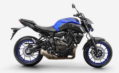 Mt 07 Abs 2021 Azul Yamaha