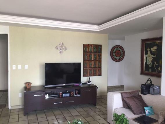 Apartamento Em Torre, Recife/pe De 138m² 3 Quartos À Venda Por R$ 400.000,00 - Ap140832