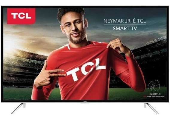 Smart Tv Led 43 Tcl L43s4900fs Full Hd - wi-fi 3 Hdmi 2 Usb