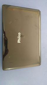 Carcaça Completa Notebook Philco Modelo 14f