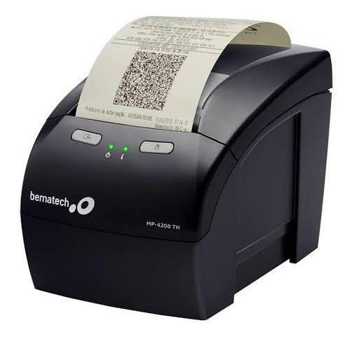Impressora Bematech Mp-4200 Th Br Guilhotina Usb