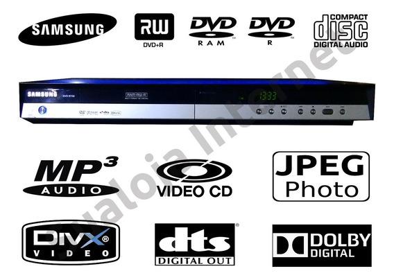 Gravador De Dvd Mesa Samsung R150 Externo Grátis Dvd Player