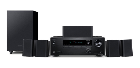 Home Theater Onkyo Ht-s3910 5.1 Dolby Ex 3900 Rev Oficial