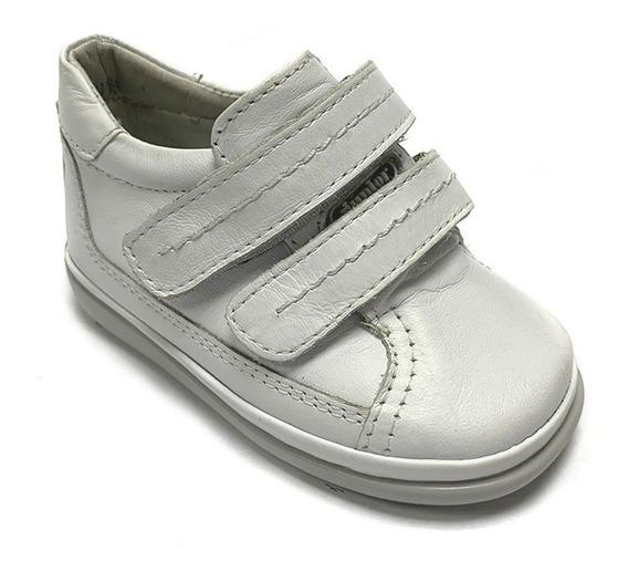 Zapatos Junior Niña Blanco Ju 0102 Corpez 32