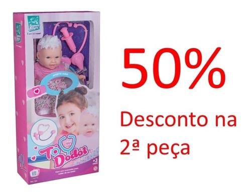Promoção Boneca To Dodói 334