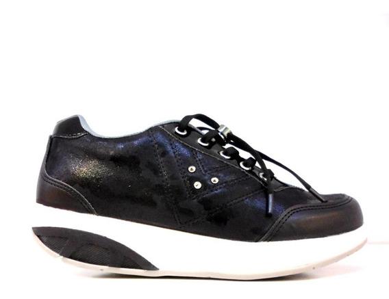 Zapatillas Dama Tonificadoras Adelgaza Caminando 2042 Rimini