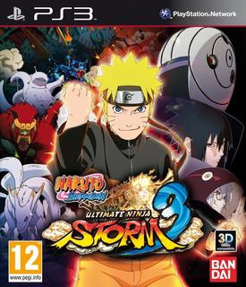 Naruto Storm Revolution Digital Original Ps3 | Bumsgames