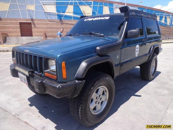 Jeep Cherokee Renegado 4x4 Sincrónico