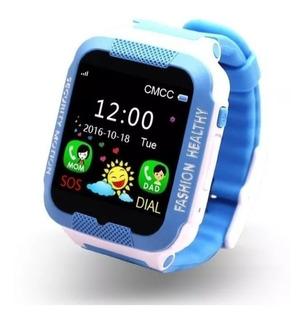 Reloj Gps Para Niños Smarth Watch Tiger K2 Sos