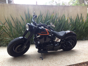 Harley-davidson Softail Fat Boy Custom