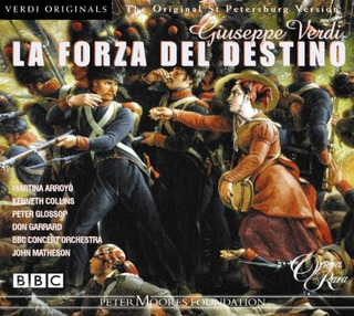 Cd : John Matheson - Forza Del Destino (cd)