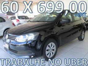 Volkswagen Gol Flex Completo Entrada + 60 X 699,00 Fixas