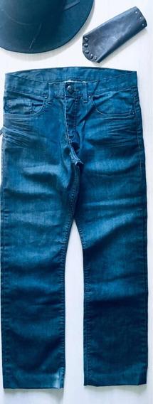 Jean Azul Recto Unisex Talle 40 (hombre) 43 /44 ( Mujer)