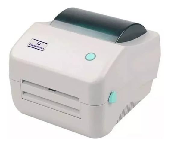 Impressora Térmica Etiqueta - Mercado Envio