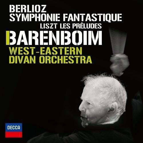 Cd Barenboim Daniel W.eastern Berlioz Symphonic Divan Orches