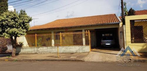 Casa Com 3 Dormitórios À Venda, 141 M² Por R$ 360.000,00 - Vera Cruz - Londrina/pr - Ca1471