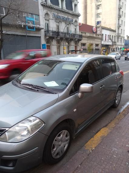 Nissan Tiida Visia 2011 - Excelente Estado - Super Cómodo.