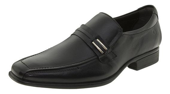 Sapato Masculino Social Preto Democrata - 434022