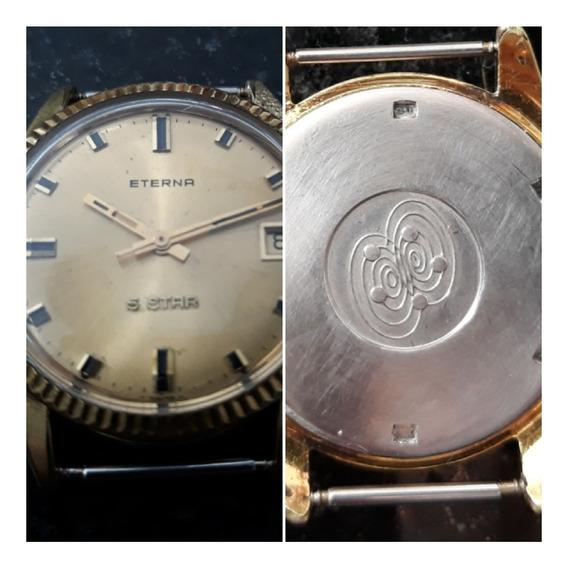 Relógio Eterna | 5 Stars