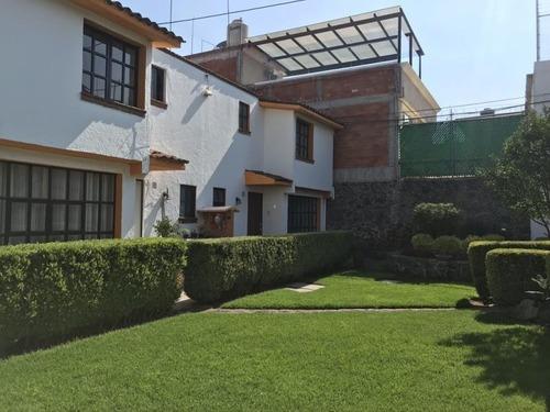 Casa Sola En Renta Tepepan