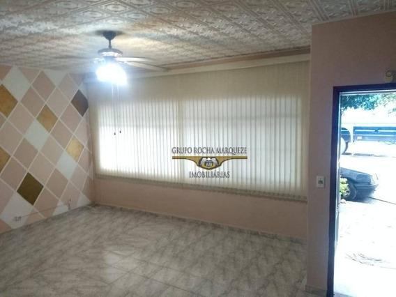 Sobrado Com 2 Dormitórios Para Alugar, 104 M² Por R$ 1.600,00/mês - Brás - São Paulo/sp - So0282