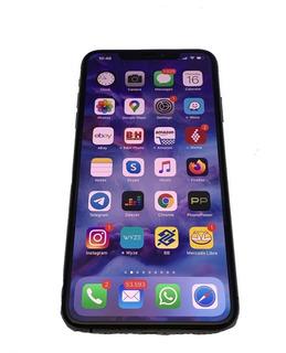iPhone Xs Max 256gb Space Grey Preto Tudo Funcionando