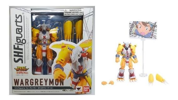 Wargreymon Digimon Figuarts