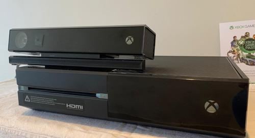 Xbox One 500 Gb + Kinect Completa + Juegos + Xbox Live Gold