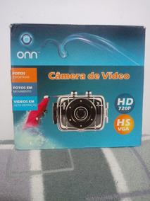 Câmera De Vídeo Onn 720 Hd