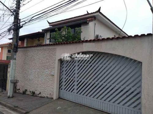 Venda Sobrado 3 Dormitórios Vila Moreira Guarulhos R$ 770.000,00 - 35088v