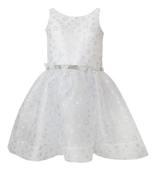Vestido De Fiesta Con Glitter (26068)