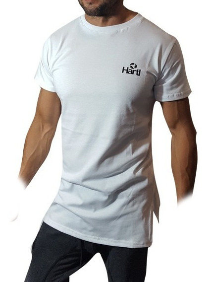 Id241 Remerón Largo Hartl Remera Suelta Casual Urbano