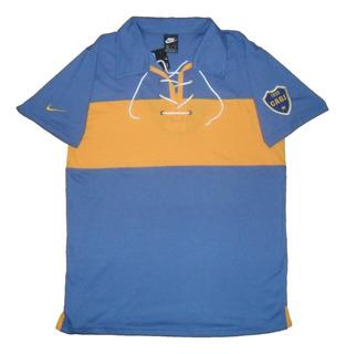 Camiseta Retro De Boca Juniors Año 1935.