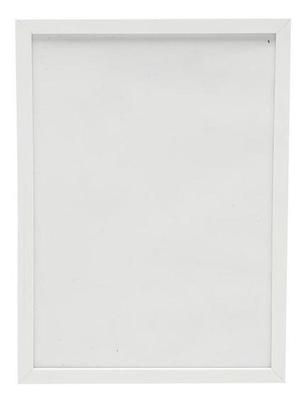 Porta-retrato Basic White Da Urban, 14x19cm, Branco - 42867