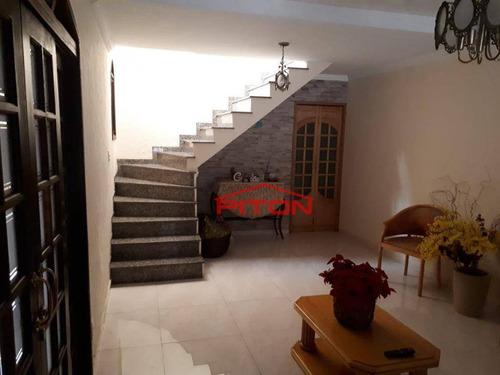 Imagem 1 de 15 de Sobrado Com 3 Dormitórios À Venda, 130 M² Por R$ 559.000,00 - Penha - São Paulo/sp - So2399