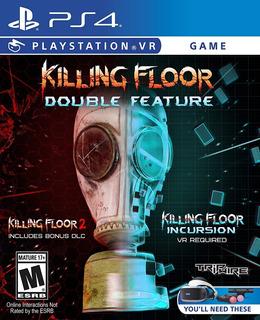 Killing Floor Double Feature Ps4 Nuevo Fisico Sellado