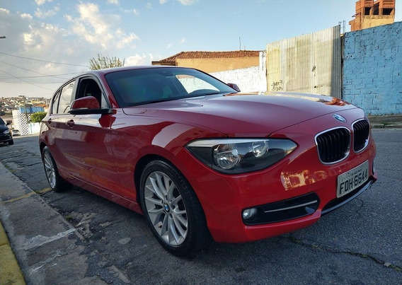 Bmw 118i 1.6 Sport Gp Blindada Turbo 2013