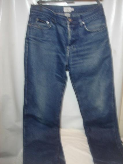Calça Jeans Da Kevin Klein Tam 7 ( M) Made In Macau