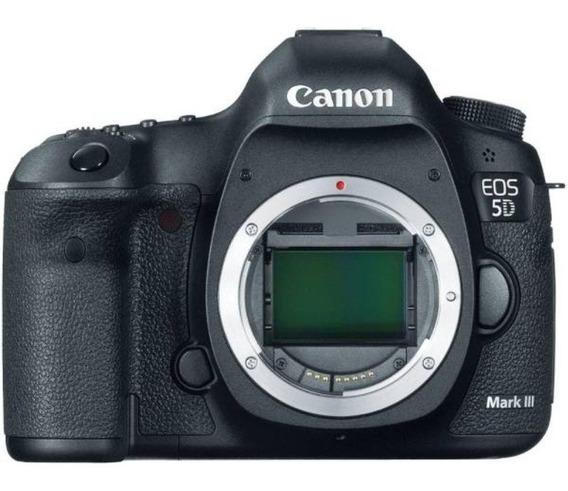 Canon Eos-5d Mk-iii + Lente 50mm F/1.8 Stm + Sd-card 64mb