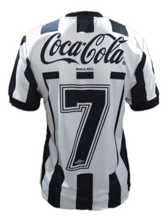 Camisa Botafogo Retrô 1989 Listrada
