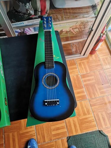 Guitarra Para Niños Aprendizaje Didáctica Promoción