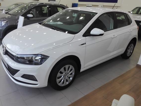 Volkswagen Polo 1.6 Msi Trendline Manual 0km Blanco Vw 2019
